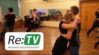 Tantsijad valmistuvad Raadimõisal Tartumaa tantsupeoks