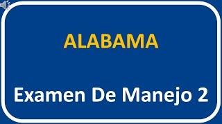 Examen De Manejo De Alabama 2