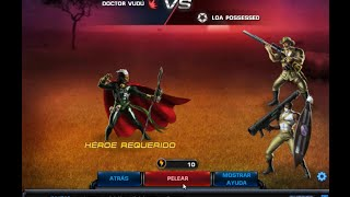 BATALLA HEROICA Doctor Vudu vs Loa Possessed Capítulo 7 Misión 5 Heroic Battle Dr