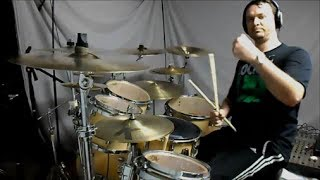 PANTERA - War Nerve - drum cover