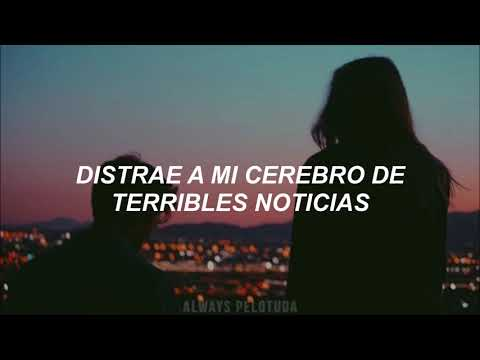 The 1975 - Its Not Living If Its Not With You  Traducción al español