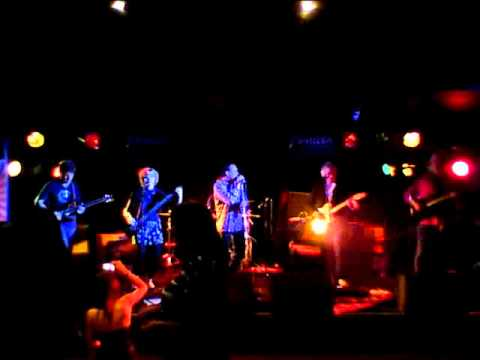 Weekend Warriors Mona Vale - The Sultans - White Room