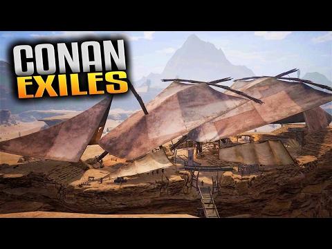 Conan Exiles Gameplay - Religion Training Trip (Let's Play Conan Exiles)