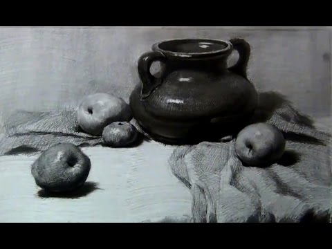 How To Draw Still Life Drawing Still Life Tutorial Youtube