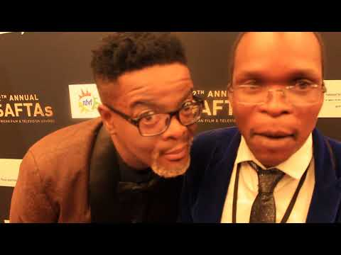SAFTA - Trevor Gumbi SOUTH AFRICAN FILM AND TELEVISION AWARD - SABC2 YOU BELONG