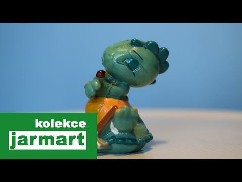 Dapsy Dinos from egg surprise | hračka Kinder překvapení | Kinder Surprise
