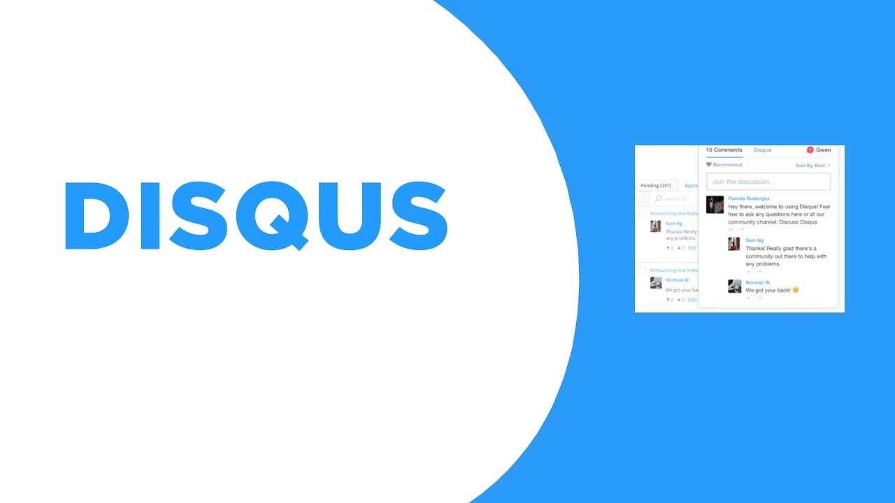 How to Install Disqus on Wordpress