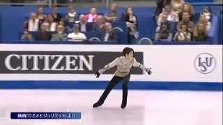 羽生結弦 (2012年フランス・ニース) 世界フィギュア・スケート選手権 : ...