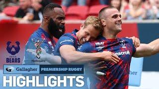Bristol Bears v Harlequins - HIGHLIGHTS   Thrilling And Ruthless Semi-Final   Ga