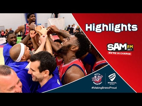 HIGHLIGHTS: Bristol Flyers 85-80 Plymouth Raiders