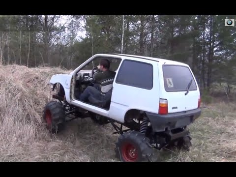 The Most Useful Homemade Off Road Vehicle Youtube