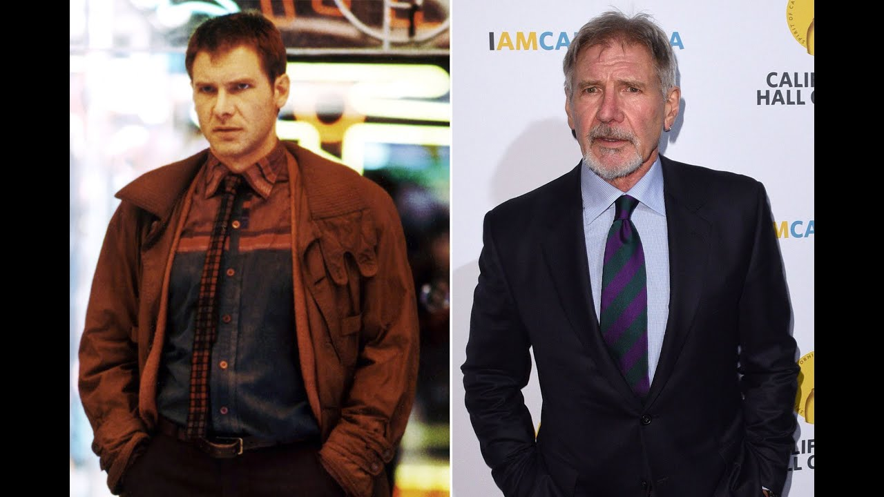 Harrison Ford uses Oscar soapbox to get some Blade Runner ...