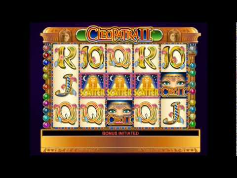 Video Slots online cleopatra