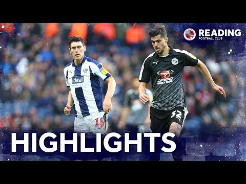 2-minute review | West Bromwich Albion 4-1 Reading | Sky Bet Championship | 6th October 2018