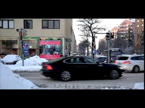 Blip Helsinki Digital - Mannerheimintie Tullinpuomi (etelä/kaakko)