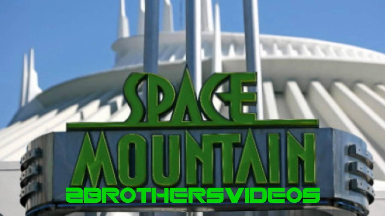Space Mountain Entrance Music- Disney World, Magic Kingdom ...