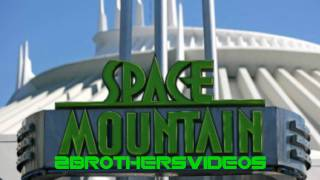 Space Mountain Entrance Music- Disney World, Magic Kingdom