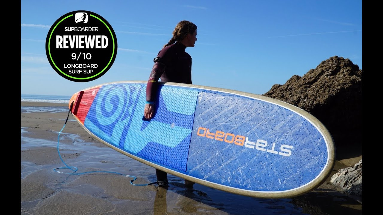 Starboard Longboard 2019 Surf Sup Video Review Youtube