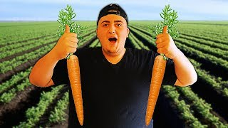 Turns Out Eating Too Many Carrots Really Can Turn Your Skin Orange!!