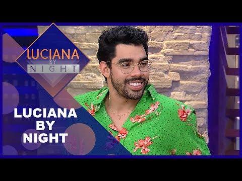 Luciana by Night comGabriel Diniz, dono do hit 'Jeniffer' - Completo 26/02/2018