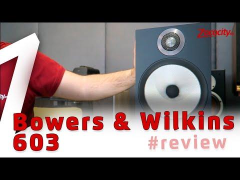 Review Bowers & Wilkins 603, los medios más definidos