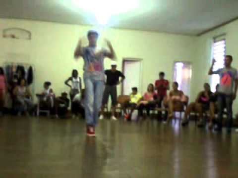 We Got The Funk - Batalha de Popping - Michilin x ALex