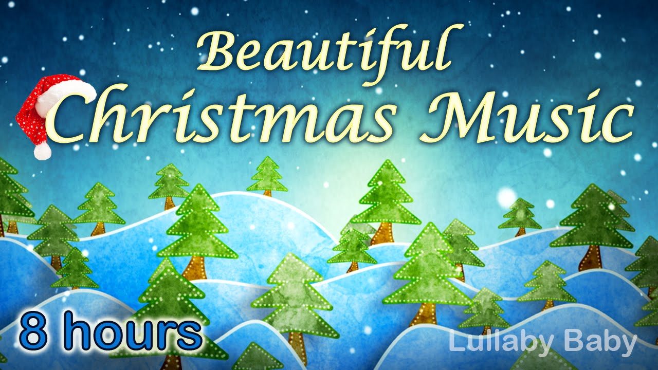 ✰ 8 HOURS ✰ CHRISTMAS MUSIC ✰ Christmas Music Instrumental ...