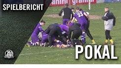 TV Jahn Hiesfeld - Wuppertaler SV (Viertelfinale, Niederrheinpokal)
