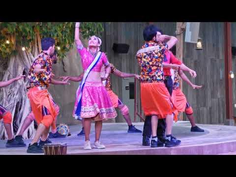 Dhinchak show at Bollywood Park in Dubai