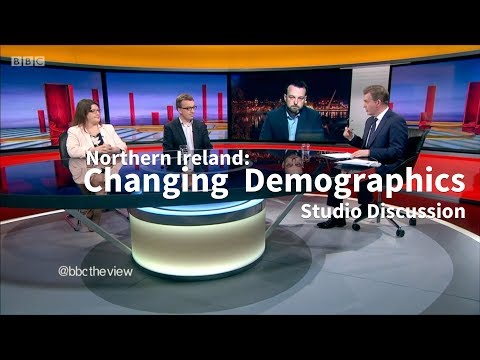 Changing Demographics: Studio Discussion