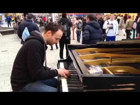 Cologne street music
