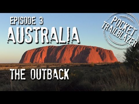Backpacking Australia Ep.3 - SURVIVING THE OUTBACK (Tips & Adventure travel Series)