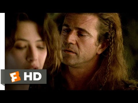 Braveheart (7/9) Movie CLIP - The Love of a Princess (1995) HD