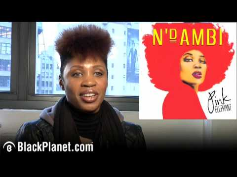 N'DAMBI Performs and Interviews with BlackPlanet.com