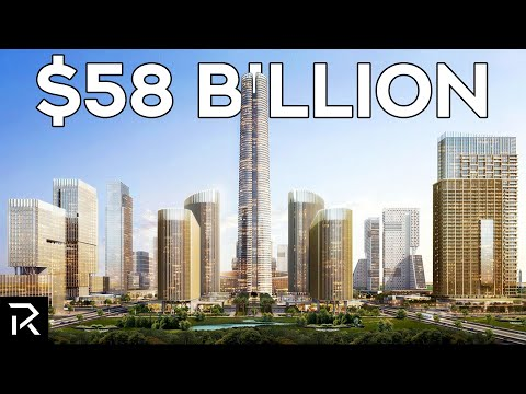 Egypt's New $58 Billion Dollar Capital City