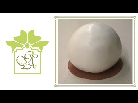 Cold Porcelain Stove Top Recipe Tutorial (Detailed Overview & Demonstration)