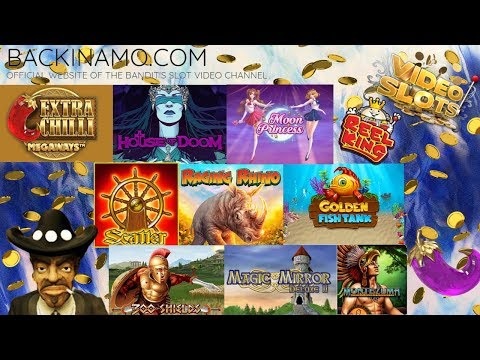 Online Slots with The Bandit - Extra Chilli, House of Doom and More