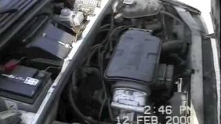 alfa romeo 33 1.3 boxer 4c alfa33 engine sound motoskizzati