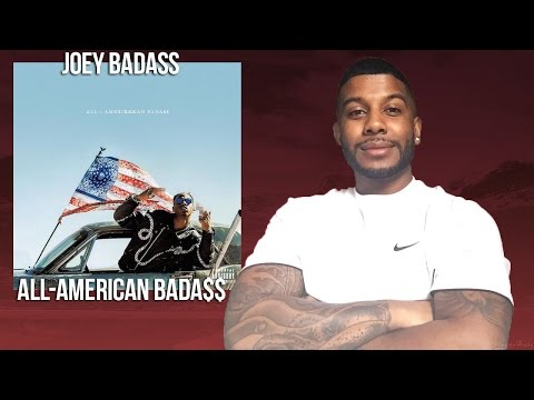 Joey Bada$$  All Amerikkkan Bada$$ ReactionReview #Meamda