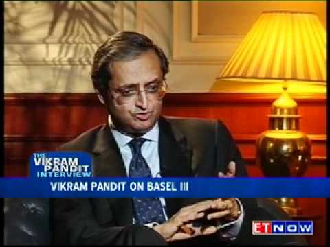 Vikram Pandit of Citigroup - An Interview with Shaili Chopra in India.flv