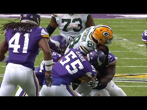 Green Bay Packers vs Minnesota Vikings Full Game Highlights / NFL Week 6