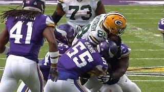 Green Bay Packers vs Minnesota Vikings Full Game Highlights / NFL Week 6