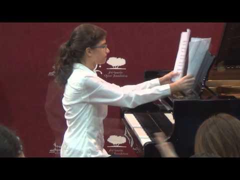 2013 12 14 QMA Piano Recital