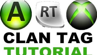 MW3- Buttons In Clan Tag Glitch ! (In Game Glitch Tutorial) (Modern Warfare 3) (AFTER PATCH)