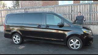 Here\'s Why the Mercedes Metris is the Worst Minivan Ever Made