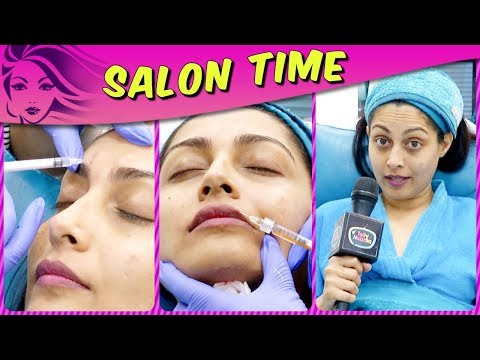 Snigdha Akolkar Tries Botox Injections and Lip Fillers To Look More Gorgeous | TellyMasala