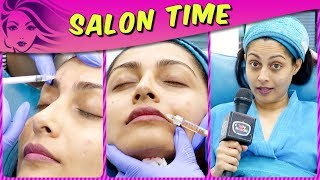 Snigdha Akolkar Tries Botox Injections and Lip Fillers To Look More Gorgeous   TellyMasala