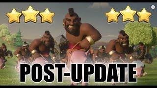 Best TH10 Attack Post-Update: Hogs   Clash of Clans