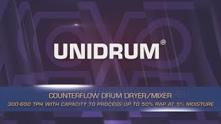 Dillman Unidrum: Construction and Operation with Gen 3 WMS