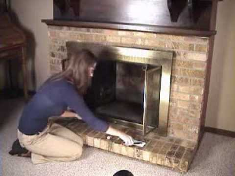 How to Measure Your Fireplace for a Chimney Balloon Plug  YouTube